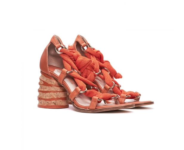 Sandalia de tacón Lamiun de Paloma Barceló
