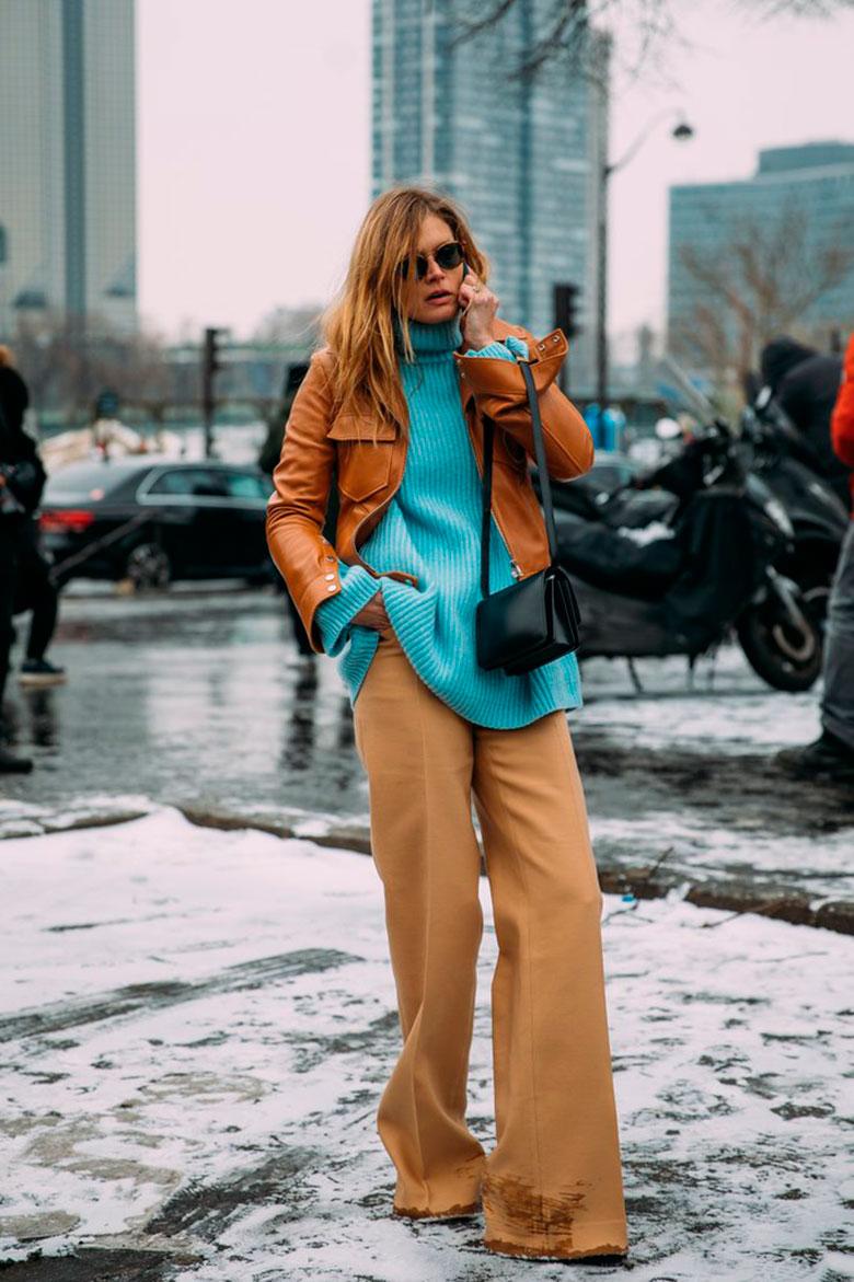 Otoño-Invierno 2018 jersey moda mujer