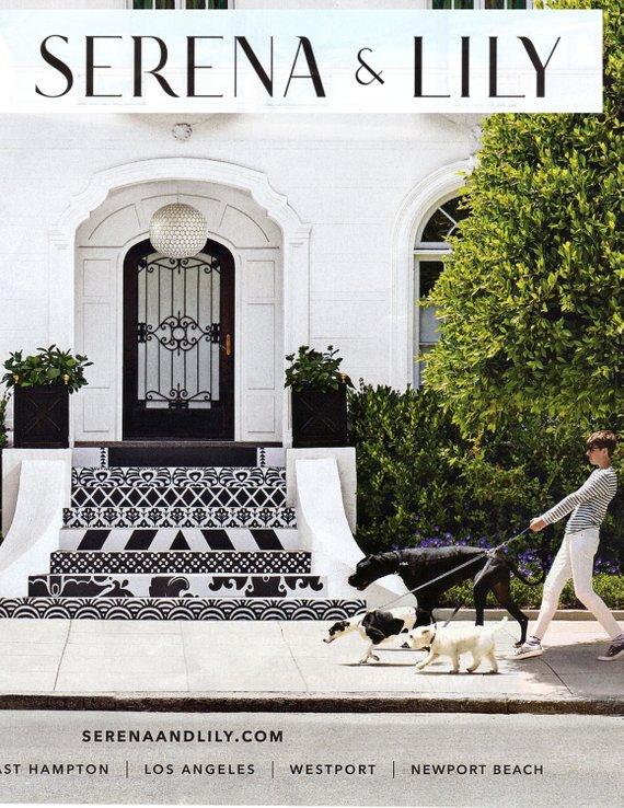 decorar las escaleras de exterior con vinilos