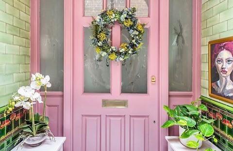 puertas-de-casa-pintadas