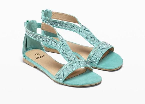 sandalias-planas-mujer-turquesa
